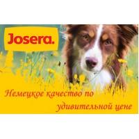 Акция на корм Josera (Германия)