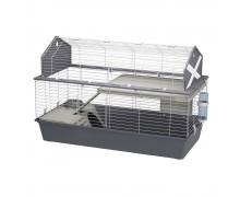 Клетка для грызунов Ferplast Barn 120, серая