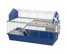 Клетка для грызунов Ferplast Barn 120, синяя