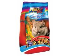 Полнорационный корм Power Vit для шиншиллы в пакете