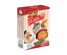 Vitapol Menu - морковные хлопья, 40гр