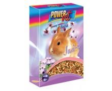 Power Vit ЮНИОР - полнорационный корм для молодых кроликов