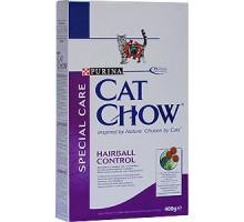 Cat Chow для кошек для контроля образования комков шерсти