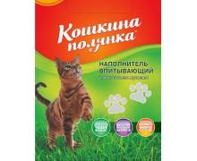 """Наполнитель впитывающий """"Кошкина Полянка"""" цеолитовый"""