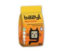 Наполнитель для кошачьего туалета Bazyl Ekonomik, бентонит