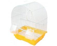 Клетка для птиц с овальной крышей A100