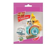Vitapol VITALINE - ракушки + кальций для птиц, 120гр
