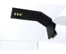 Светодиодный светильник AquaLighter PICO black (для пресноводного аквариума до 10л)