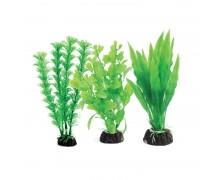 Растения Laguna 1139LD (набор 3шт), 100мм, (пакет)