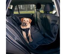 """Чехол на сидения для автомобиля """"TRIXIE"""", черный 1,45х1,6 м"""
