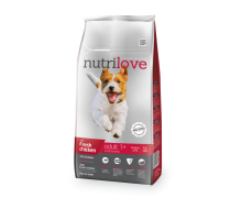 Nutrilove Dry Dog Adult Small