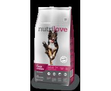 Nutrilove Dry Dog Adult Medium