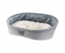 Лежак для животных Ferplast Laska, серый
