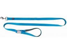 "Поводок ""TRIXIE"" для собак светящийся Easy Flash, неоново-синий"