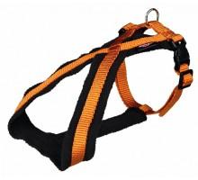 "Шлея ""TRIXIE"" для собак ""Premium"", оранжевая"