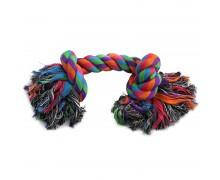 """Игрушка для собак Triol 0023XJ """"Веревка, 2 узла"""", 180мм"""